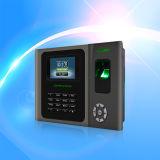 Het Toegangsbeheer van de vingerafdruk & De Terminal van de Opkomst van de Tijd met WiFi/GPRS & Ingebouwde Li-Batterij (GT210)