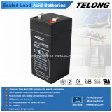 Electronic Scale를 위한 4V4ah Storage Lead Acid Battery