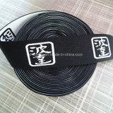 35mm bandagem elástica Jacquard com o nome da empresa