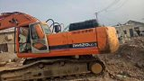 Bonne condition de travail utilisée de l'excavatrice Dhdoosan-420LC-7 à vendre