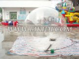 Reinforced Soft Handle, Human Hamster Ball, Zorbing Ball를 가진 팽창식 Water Walking Ball D1003a