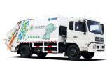 Carro de basura comprimido de gama alta de China