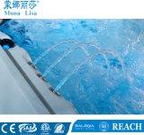 Usine un design unique de vente directe Otudoor Bain à remous Jacuzzi Spa M-3390