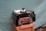 Máquina de etiquetado semi automática de la botella redonda de la goma Ht-100