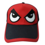 Бейсбольная кепка способа малышей с славным логосом Kd46