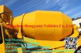 De zelf Mobiele 350L Concrete Mixer van de Lading/de Vrachtwagen van de Concrete Mixer/Concrete Mixer met Pomp