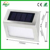 Im Freien Ecklicht des LED-Solartreppen-Licht-2X0.06W Solare LED