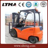 Ltma 1.5 Tonnen-kleine elektrische Gabelstapler-Arbeit im Behälter
