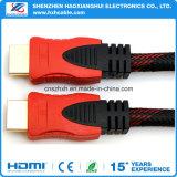 이더네트 1080P를 가진 고품질 1.4V 고속 HDMI 케이블