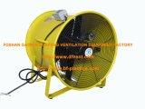 Ventilador axial del ventilador portátil Taller Extractor 220-240V