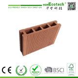 Compuesto de plástico de madera Puente de los suelos estratificados de piso (140*30mm)