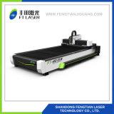 macchina per incidere di taglio del laser della fibra del metallo di CNC 800W 4015