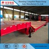 Op zwaar werk berekende Super Nuttige lading 120t 4 Lijnen 8 de Semi Aanhangwagen van Lowbed van de As voor Grote Vervoer van Machines