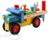 #Happy Wooden Toys# Adjustable und Detachable Nuts Car