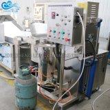 Grande Capacidade Açúcar Amendoim Máquina de Revestimento de linha de produção de castanhas Nozes Porcas de amêndoa