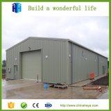 Tettoia del magazzino della costruzione della fabbrica della struttura d'acciaio di disegno della costruzione