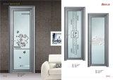Estándar australiano de doble acristalamiento de aluminio interior de la puerta de Casement