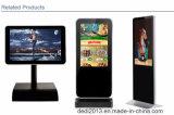 Signage свободно стоящий напольный LCD 55 цифров дюйма рекламируя индикацию