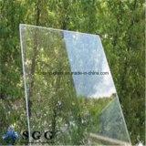 3mmのSemi-Transparentガラスは、良質の自由なガラスの指紋をとる