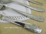 Style populaire couteau cuillère de fourche ensemble de couteaux