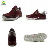 Chaussures faites sur commande de sport de Madame Sneaker Athletic Running Woman d'usine de chaussure de la Chine