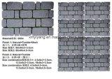 Pietra per lastricati del cubo/ciottolo del granito del basalto di G654/G603/G684/G682/Black
