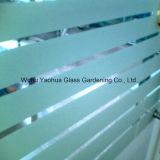 травленое стекло ясности 4mm-19mm кисловочное/матированное стекло/Sandblasted стекло/покрашенное матированное стекло/подкрашиванное кисловочное стекло травленого стекла/заморозка/Sandblasting стеклянный