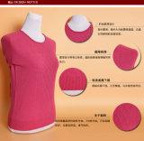 Свитер/одежда/одежды пуловера шеи шерстей/кашемира яков девушки круглые/Knitwear