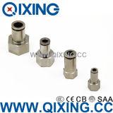 Connecteur rapide pour compresseur d'air en métal