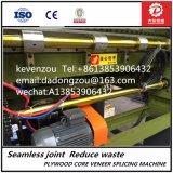 Placage de contreplaqué Compositeur de placage de la machine machine machine de traitement de contreplaqué