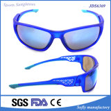 Soflying Diseñador Polarized China Sunglass con marco de plástico