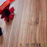 Prix bon marché de 4 mm de planchers laminés de 5 mm de la colle en bas de planches de vinyle