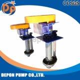L'installation fixe de la machine de pompage robuste de grande pompe à lisier Partical