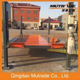 3600kg quatro Post Estacionamento Mecânico elevador com marcação CE/ISO9001/Certificação TUV