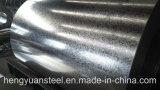 Folha revestida galvanizada lantejoula do soldado do zinco de aço da bobina Dx51d+Z200