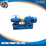 Bomba de água de alta vazão com gerador e o gabinete de controle