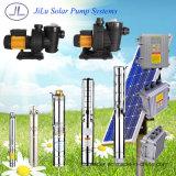 80W-2200W BLDC Système de pompe à eau solaire avec contrôleur MPPT, pompe de puits profond, de la pompe d'irrigation