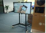 Стена 42 дюймов устанавливая взаимодействующий LCD рекламируя индикацию с волшебным датчиком движения зеркала