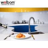 Welbom MDF Pintura Moderna apoyada de muebles de cocina