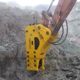 軽量の破壊のハンマーの大きい掘削機のデモの軽量油圧ブレーカ