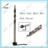 Twist Step Drill Bit Stop Collar