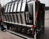 Автоматическая машина Removeal волос свиньи с нержавеющей сталью