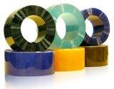 Het plastic Transparante Gordijn van de Strook van pvc van de Diepvriezer
