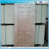 Madera contrachapada de la piel de la puerta/madera contrachapada del panel 3X7'size de la puerta