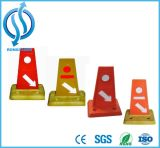 Separador plástico del tráfico de camino del equipo de seguridad para la venta