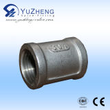 En acier inoxydable Fitting Socket Banded