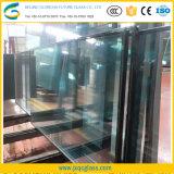 8mm+12A+8mm transparent Low-E double vitrage en verre trempé