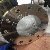 Bride de la plaque DIN2576 Pn10 d'acier inoxydable DIN 2576