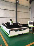 800W CNCの金属のファイバーレーザーの切断システム3015b