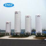 3.5m3 ao fabricante criogênico vertical do tanque de armazenamento do oxigênio 100m3 líquido